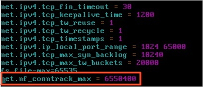 net.nf_conntrack_max
